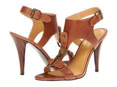 Nine West Bezel....super cute summer heels