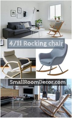 Mid-Century contemporary chairs are great decors suitable for any interior style. So let's take a look at all 11 possible types of accent chairs for living rooms. Living Room Decor Colors, Living Room Furniture Arrangement, Accent Chairs For Living Room, Balcony Table And Chairs, Cafe Chairs, Lounge Chairs, Scandinavian Dining Chairs, Classic Living Room, Contemporary Chairs