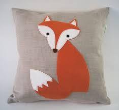 Resultado de imagen para pillow fox