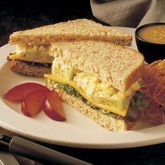 Try our delicious take on this classic with our Wisconsin New Age Egg Salad recipe infused with Cheddar Cheese. Carrot Salad, Egg Salad, Cheddar Cheese Recipes, Colby Cheese, Oatmeal Bread, Whole Eggs, Shredded Carrot, Plain Yogurt, Slice Of Bread
