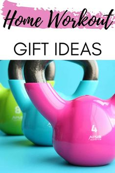 Home Workout Gifts - Fitness Gifts That'll Keep Them In Shape At Home! #sportsgifts #giftguide #fitnessgifts
