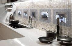 1-mozaic bej cu model in diverse nuante de gri amenajare bucatarie
