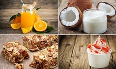 The five foods that aren't as healthy as we think | Daily Mail Online