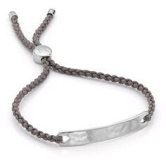 Monica Vinader Havana Friendship Bracelet ($120) ❤ liked on Polyvore