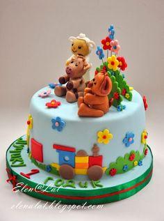 "Sweet and not Sweet: Торт ""Tiny Love"" для самых маленьких"