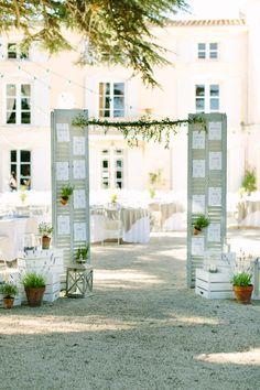 Mariage en Provence - organisation et scénographie: Cigales et Petits Fours - crédit Malvina photography