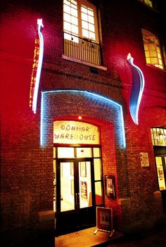 Donmar Warehouse - 41 Earlham St  Seven Dials, WC2H 9LX