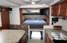 Northern Lite 8-11 EX camper, http://www.truckcampermagazine.com/news/tcm-exclusive-2018-northern-lite-8-11-ex/