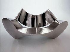 Divano in acciaio EUROPA - Draenert. Ron Arad