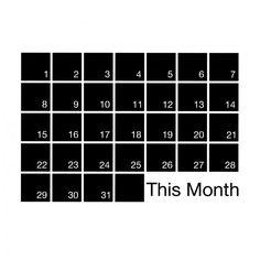 MONOQI | Mind Wall #M Adhesive Board