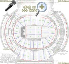 7 Best Madison Square Garden Seating Chart Images Garden Seating