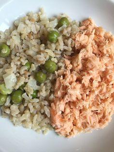 CATANIA - arroz integral, salmão...