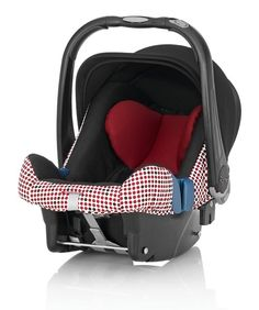 Römer Baby-Safe Plus SHR II Babyschale Magic Dots - online kaufen | myPram