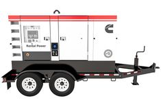 Cummins Introduces New Generator at The ARA Rental Show #construction #compact