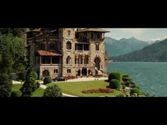 Villa Gaeta - Lake Como Italy  ( Casinó Royale - James Bond - 007 ) Do you know where your next home is going to be? www.lakesideimmobiliare.com