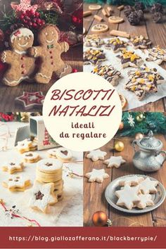 Christmas cookies - recipes to give away Christmas Recipes For Kids, Christmas Sweets, Christmas Cooking, Christmas Time, Cheesecake Desserts, Mini Desserts, Christmas Biscuits, Cookie House, Biscotti Cookies