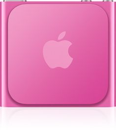Pink iPod nano.... Got one of these for my birthday :D what a wonderful bf I have!