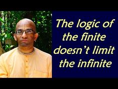 The logic of the finite doesn't limit the infinite