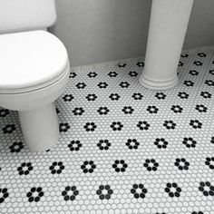 You'll love the Octagon and Dot 2 x 2 Ceramic Mosaic Tile in White at Wayfair - Great Deals on all Kitchen & Dining products with Free Shipping on most stuff, even the big stuff.
