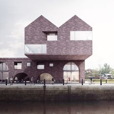 MalmoQuay by Forbes Massie for Metropolitan Workshop http://forbesmassie.com