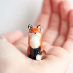 Red Fox Totem by leanimale