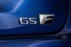 2016 Lexus Gs F Badge