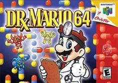 Dr. Mario 64 (Nintendo), N64