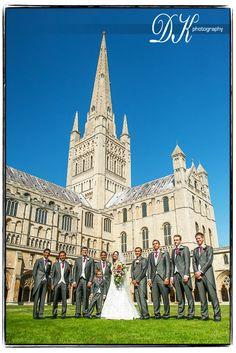 Nikki & Haresh – 18th August 2012 – Wedding – Norwich Cathedral & Dunston Hall, Norwich, Norfolk » Blog | Norfolk Wedding Photographer