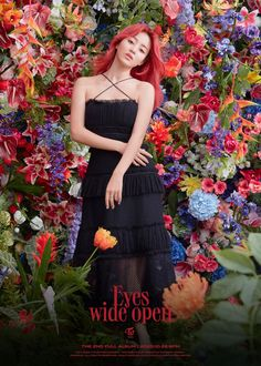 "TWICE-Jihyo The 2nd Full Album ""Eyes Wide Open"" (Title) ""I CAN'T STOP ME"""