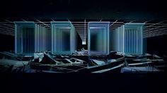 DAYNIGHT/ NEW HALL GRAND OPENING/ ART VISUAL INSTALLATION/ FROM ILLUMINARIUM3000. Мы представляем  Вам , абсолютно новый по технологии и под...