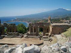 Tao, Etna e Giardini Naxos Sicilia