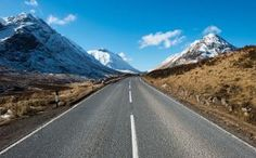 A82 to Glencoe - Britain's best scenic drives