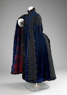 1885–89 Evening Cape by Emile Pingat at Met