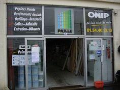 Fournisseur distributeur peintures   Magasin Pierrelaye (Val d'Oise)   Peinture Paille