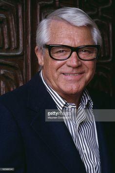 Actor Cary Grant (1904 - 1986), circa 1978.