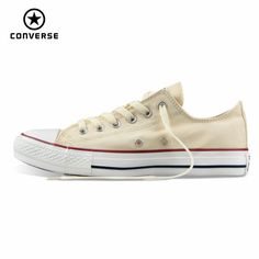 Original Converse all star men s and women s sneakers canvas shoes for men women  low classic Skateboarding c92cb5661