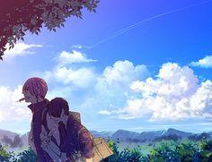 Murasakibara Atsushi, Himuro Tatsuya | Kuroko no Basket | Anime & Manga