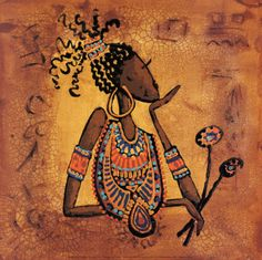 African Proverb Photo: This Photo was uploaded by poetic_journey. Find other African Proverb pictures and photos or upload your own with Photobucket fre. African Artwork, African Art Paintings, Arte Tribal, Tribal Art, Black Women Art, Black Art, African Proverb, Africa Art, African American Art