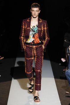 Vivienne Westwood, spring/summer 2015 menswear