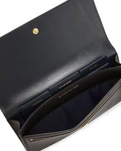 06a73d4331c Panama Marshall Travel Wallet, Black Travel Aesthetic, Smythson, Panama,  Marshalls, Wish