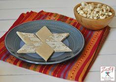 kaju katli/ Cashew nut fudge - Zesty South Indian Kitchen