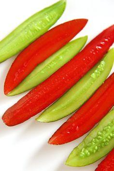The Chubby Vegetarian: Kool-ickles