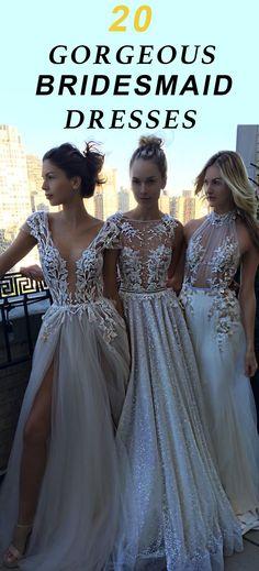 20 Gorgeous Bridesmaid Dresses Under $300