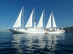 Photo tour: The allure of a Windstar Cruises ship