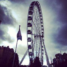 Wheel in York UK