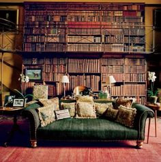 Gorgeous library