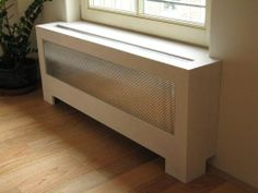 Central heating cover