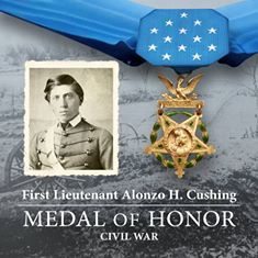 #USArmy  .........   ‪#‎BREAKING‬: The White House has announced ‪#‎USArmy‬ Command Sgt. Maj. Bennie G. Adkins, Spc. 4 Donald P. Sloat and 1st Lt. Alonzo H. Cushing will receive the Medal of Honor for their extraordinary heroism during the Vietnam War and Civil War.    Learn more about these heroes here: http://www.army.mil/medalofhonor/