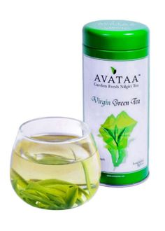 Avataa Virgin Green Tea is made from the leaves are handpicked and served with minimal processing. Brew a delightful cup of these crisp green gold leaves  to relish the delicate aroma and a subtle taste that lingers.