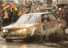BMW E21 rally car Sport Cars, Race Cars, Bmw E21, Rally Raid, Bavarian Motor Works, Bmw Classic, Bmw Cars, Sexy Cars, Car Manufacturers